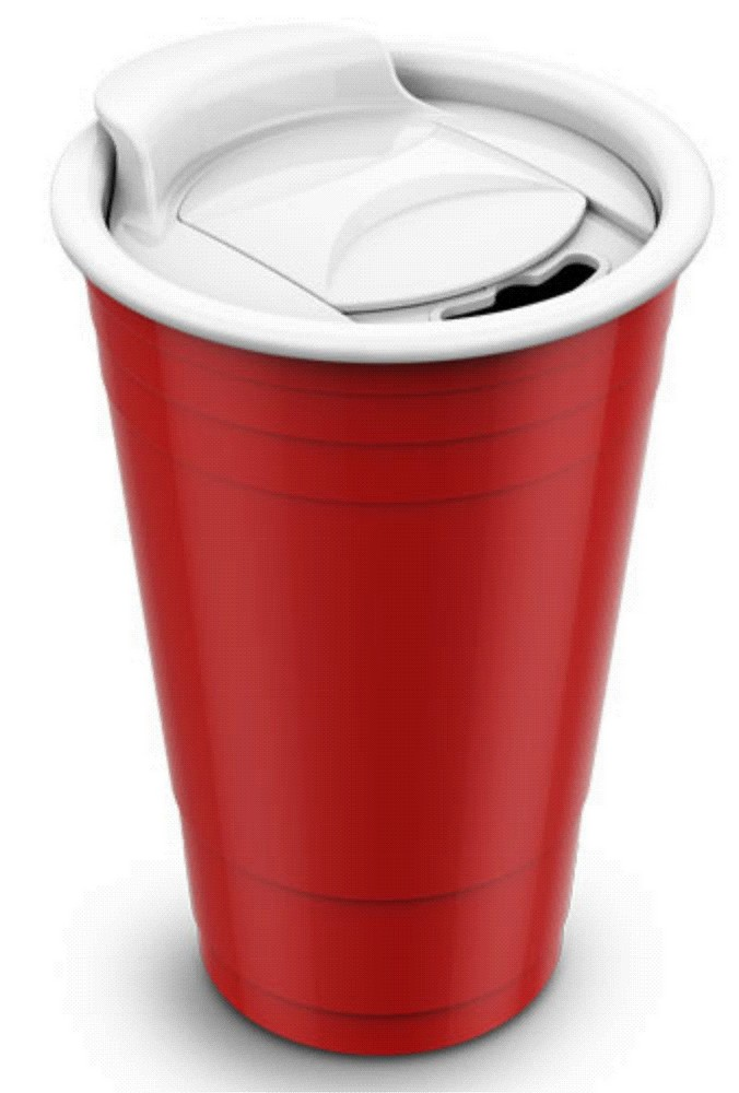 REUSABLE RED SOLO CUP
